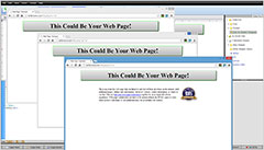 Create your own HTML web pages